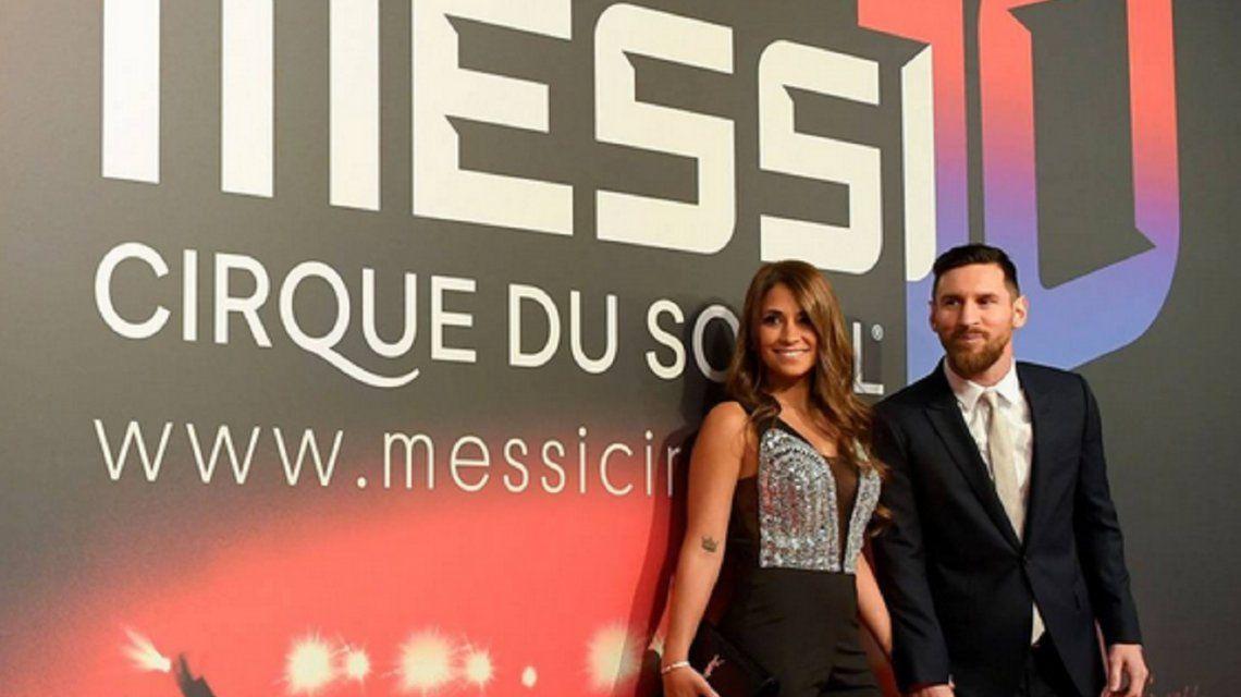 Comenzó la venta de entradas para Messi10, el show del  Cirque du Soleil
