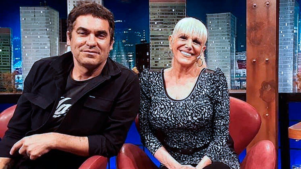 El líder de Ataque 77 habló de los rumores de romance con Valeria Lynch