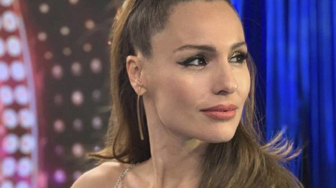 Difunden supuestos chats de Pampita tras el escándalo del motorhome: Benja estaba arriba de ella sin ropa