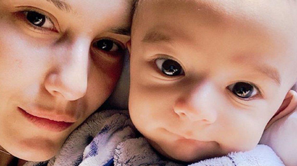 Luli Fernández, desesperada por la falta de vacunas para su hijo: Qué vergüenza