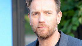 El actor Ewan McGregor fue encontrado infraganti en Argentina