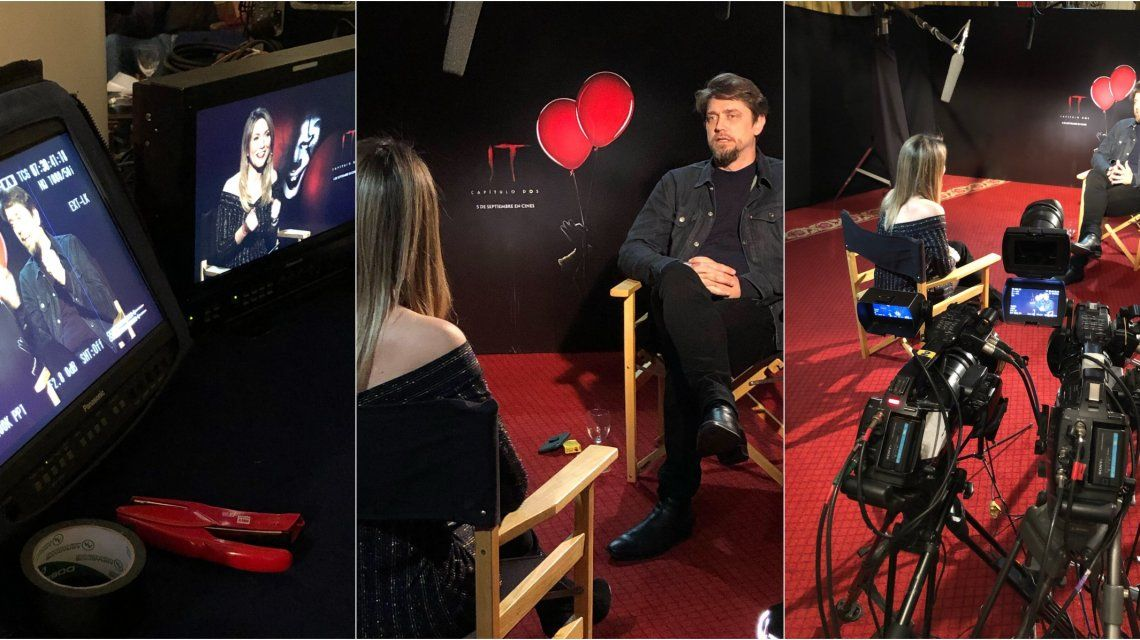 El director argentino de It 2: En Hollywood no todo es glamour