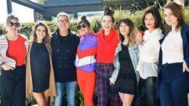 Adrián Suar presentó el elenco de Separadas, la nueva ficción de El Trece