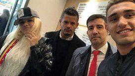 Morena Rial y Facundo Ambrosioni llegaron un acuerdo tras la denuncia de violencia de género