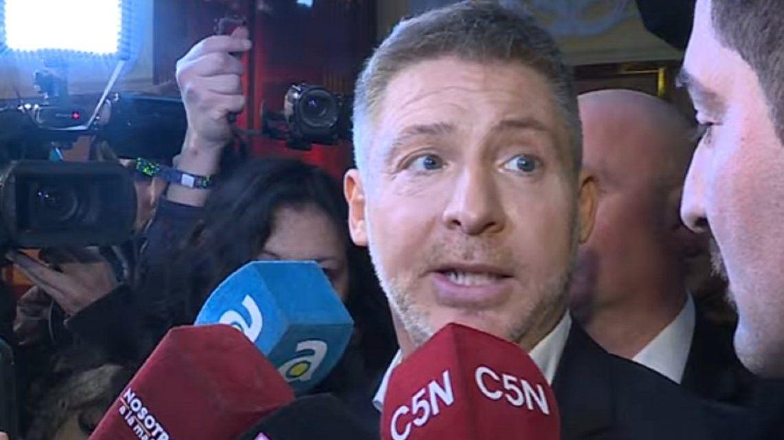Adrián Suar: Macri aprueba con lo justo, le pondría un 6 a su gestión