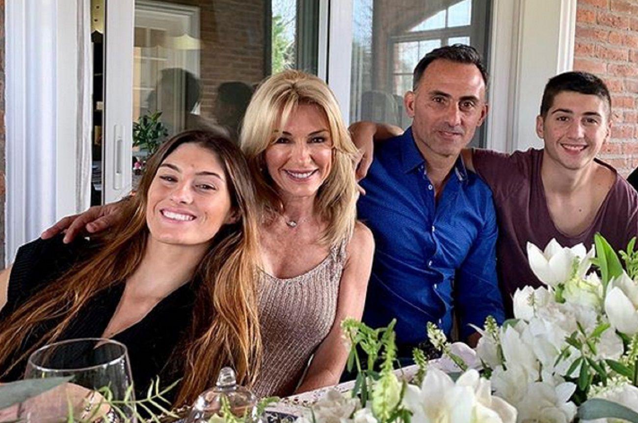 Latorre rompió su silencio sobre la crisis con Yanina: Lo superamos con amor