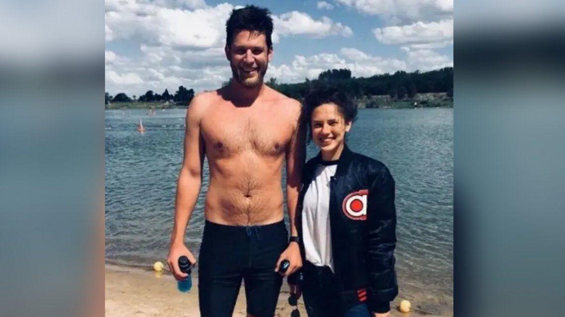 El hermano de Paula y Delfina Chaves, furor en las redes sociales: es triatleta ¡y súper sexy!