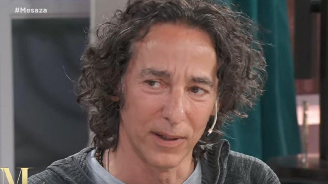 Javier Calamaro opinó sobre la polémica de Coti y Diego Torres