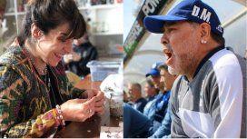Gianinna Maradona: Gracias por el amor incondicional que le tienen a mi viejo