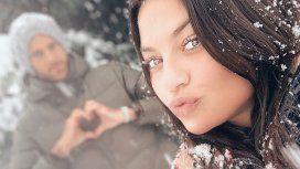 Sofía Jujuy Jiménez y un mensaje especial para Del Potro: Feliz por vos, mi amor