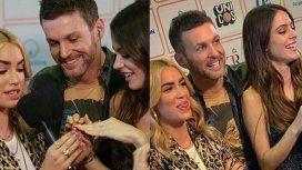 Lali Espósito y Tini Stoessel, juntas en Madrid: risas, abrazos ¡e intento de beso!