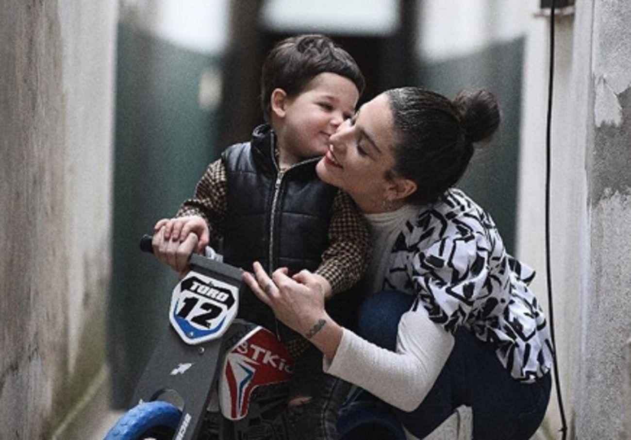Juana Repetto: Mi hijo me preguntó ¿dónde hay un papá?