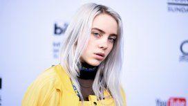 Billie Eilish cantará en Argentina en 2020