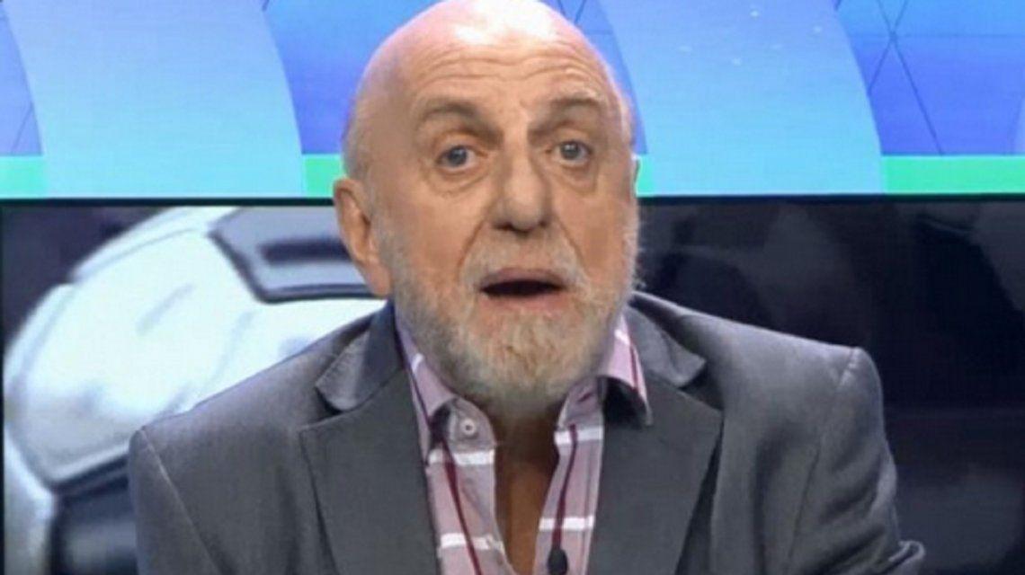 La terrible caída de Horacio Pagani al aire