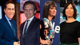 Debates presidenciales: los periodistas que los moderarán