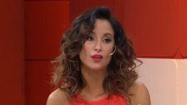 Lourdes Sánchez insultó a Jorge Moliniers al aire
