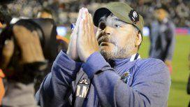 Diego Maradona celebró el triunfo de Alberto Fernández: Bienvenidos