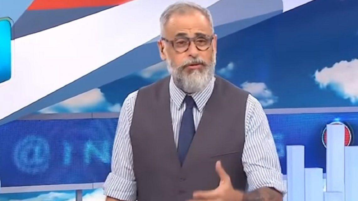 Jorge Rial reveló que harán una película sobre Intrusos