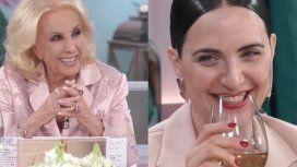 Julieta Díaz a Mirtha Legrand: Tenés que invitar a Cristina, si a vos te gusta la polémica