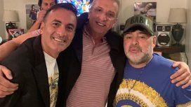Preocupante relato sobre el caos en el cumpleaños de Maradona: Gianinna le salvó la vida