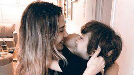 La niñera de Jimena Barón se hizo un tatuaje de Momo: la reacción de la actriz