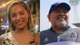 Rocío Oliva, lejos de Maradona y con nuevo amor: Diego es un ex desde diciembre de 2018