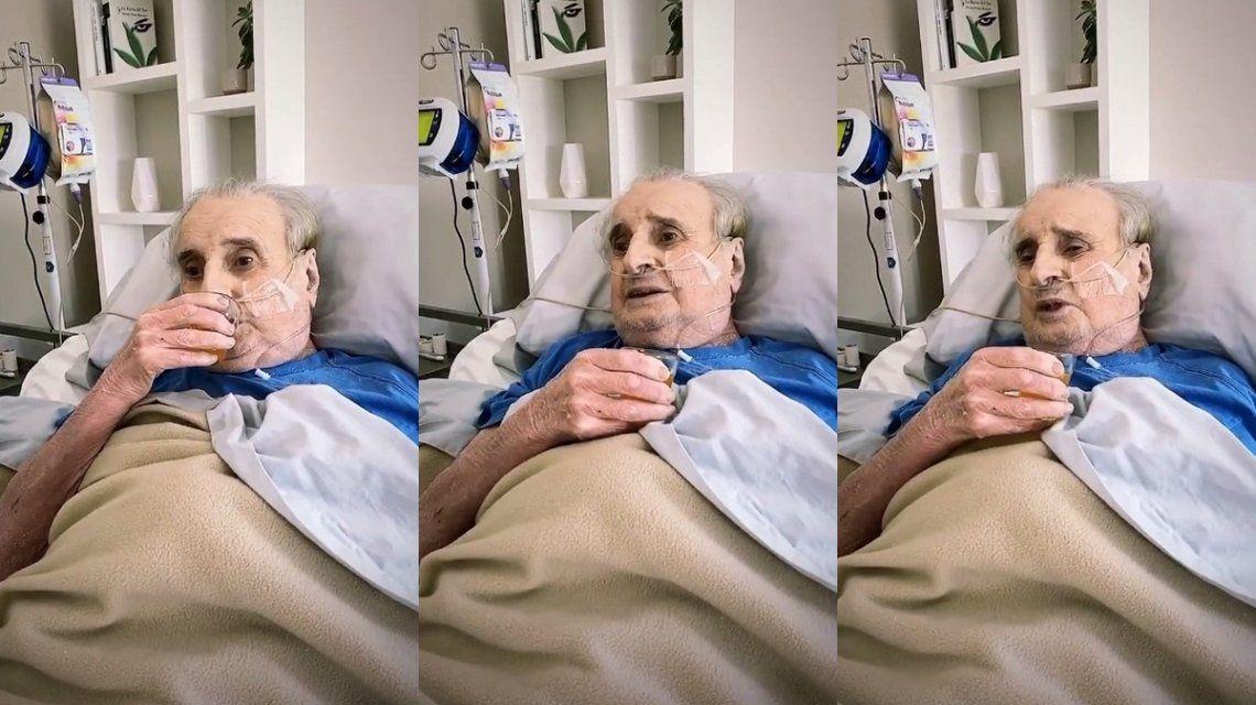El emotivo video de Santiago Bal que compartió su hijo Federico