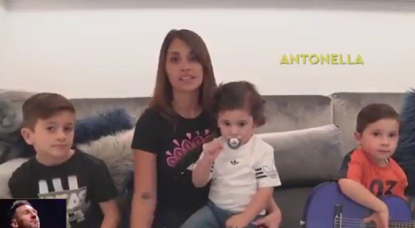 La gran dedicatoria de Antonela Roccuzzo a Messi por el Balón de Oro: Sos una inspiración