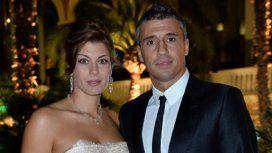 Hernán Crespo se separó de Alessia Rossi tras 14 años de amor