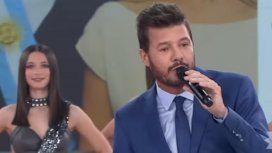 El discurso de Marcelo Tinelli en apoyo a Alberto Fernández: La grieta está entre los que morfan y no