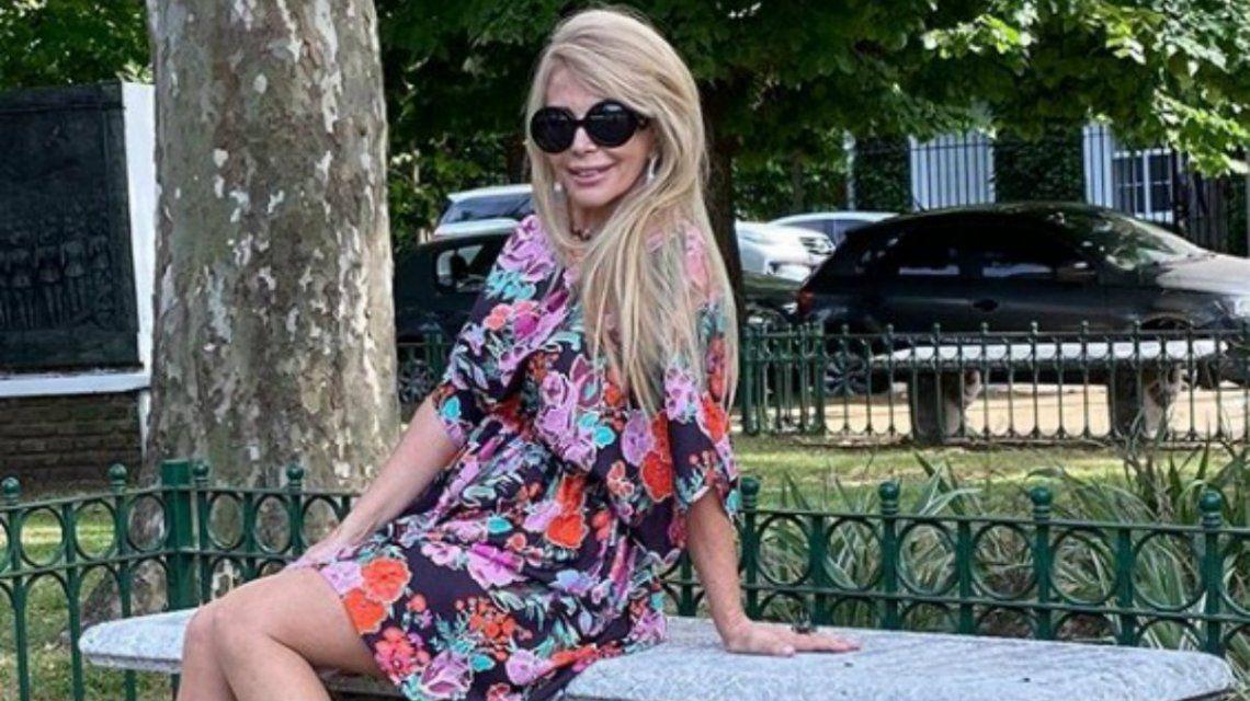 Nació Nina, la primera nieta de Graciela Alfano
