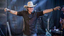 El cantante Juliano Cezar murió de un infarto en el escenario