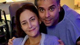 Luciana Aymar fue mamà por primera vez: Mi corazón està explotado de emoción