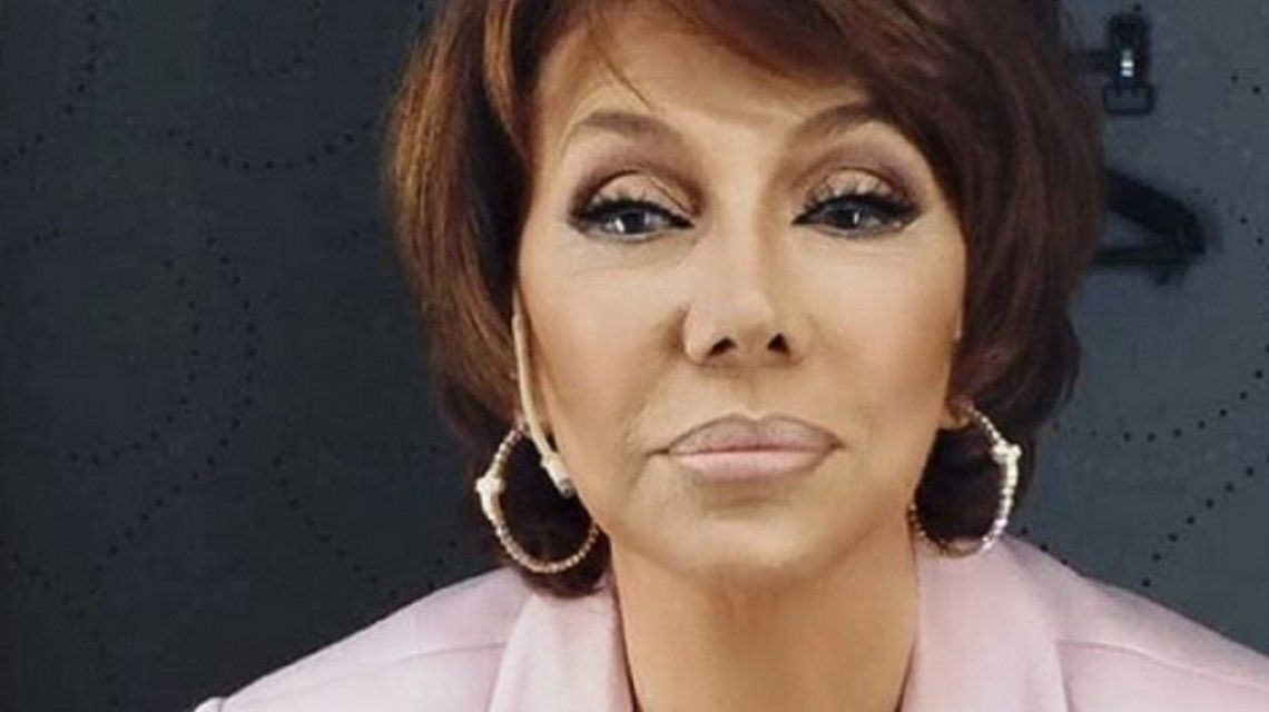 Nora Cárpena sufrió un accidente en el cementerio de Mar del Plata