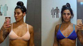 Ivana Nadal y un profundo posteo sobre su transformación física
