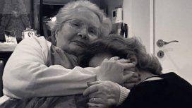 Lucía Galán y una conmovedora foto junto a su madre, que sufrió un ACV