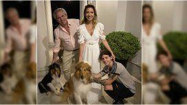 Fabiola Yañez compartió fotos de su Año Nuevo con Alberto Fernández, Dyhzy, Dylan y Prócer