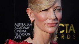 Cate Blanchett fue elegida para ser presidenta jurado del Festival de Cine de Venecia 2020