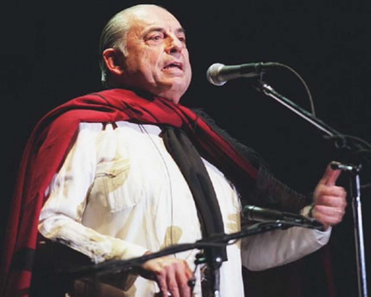 Murió Juan Carlos Saravia