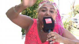 Furiosa, la Bomba Tucumana abandonó un móvil en vivo: ¡Cortemos acá!
