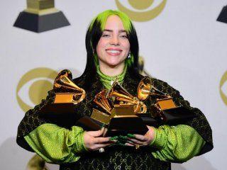 los ganadores de los premios grammy 2020