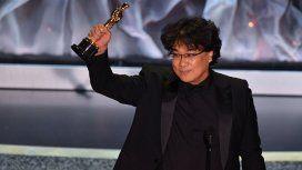 Batacazo de Parasite: se llevó los premios a mejor película