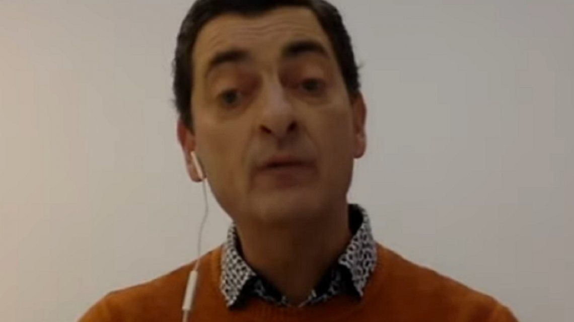 Un imitador de Mr. Bean se fue de vacaciones a Wuhan y se quedó para evitar contagiar el coronavirus
