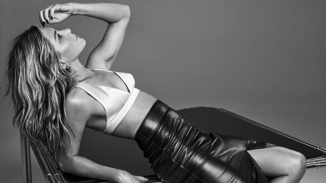 La increíble producción de fotos de Jennifer Aniston para celebrar sus 51 años
