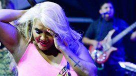 Gladys la Bomba Tucumana agradece estar viva tras el ataque de una mujer