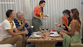 Cuánto cobran los famosos por ser anfitriones en Divina Cocina