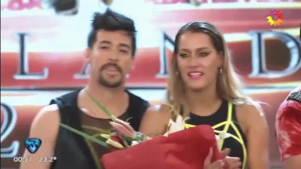Flor Vigna vs. Hernán Piquín y Lourdes Sánchez vs. Fede Bal - Laura Fernández, las semifinales del Bailando 2017 de ShowMatch