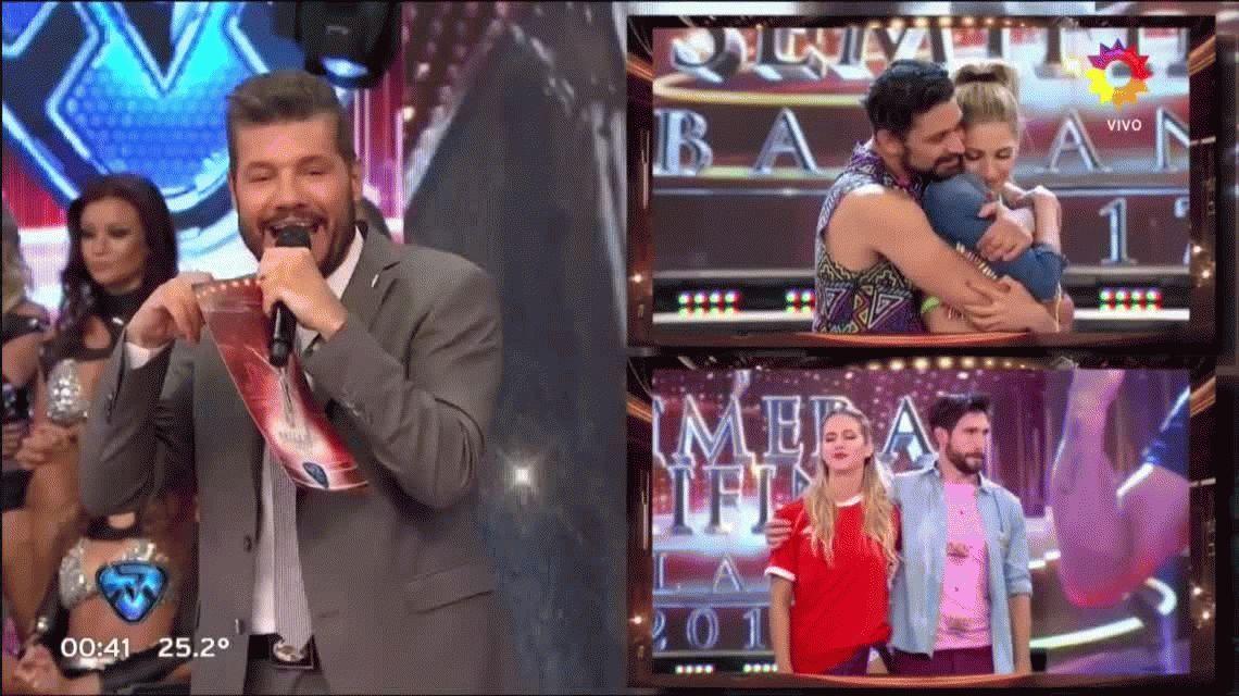 Gracias al voto de la gente, Flor Vigna es finalista del Bailando 2017
