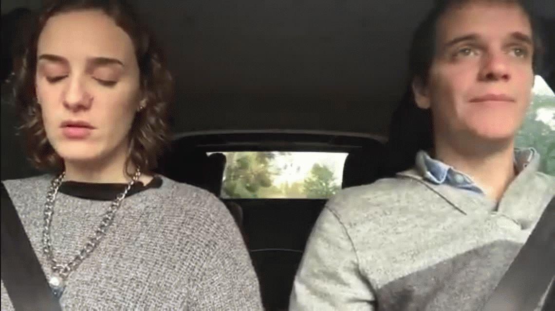 ¿Un casamiento en pleno Mundial? El desopilante video que se hizo viral