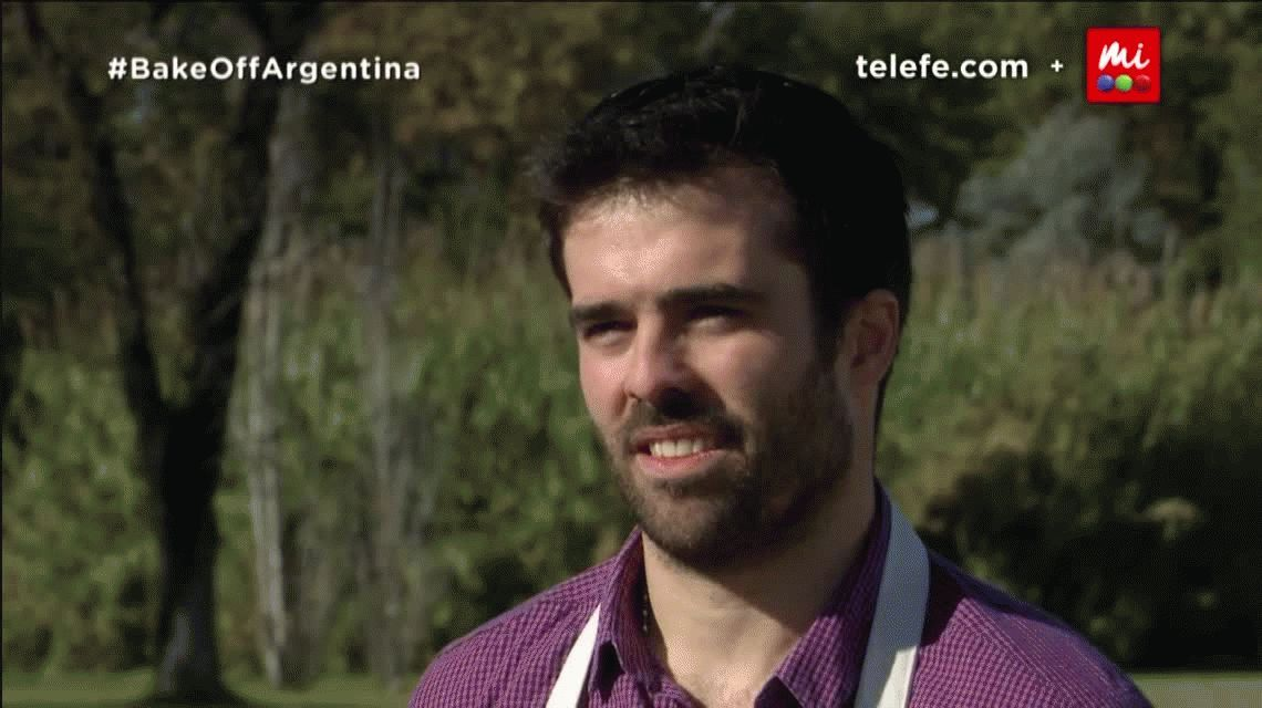 Bake Off Argentina: Gastón es el mejor pastelero amateur del país